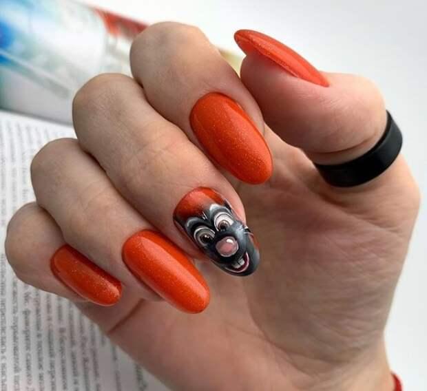 Мышка на ногтях: 20+ прелестных идей для оформления маникюра