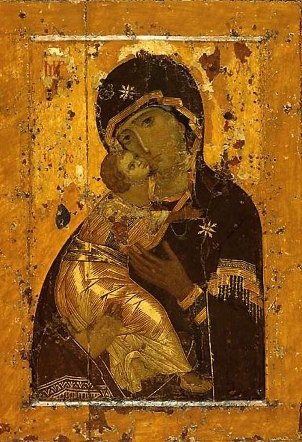 3 июня праздник Владимирской иконы Божией Матери.