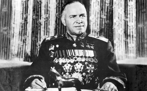 Проект выступления Георгия Жукова на Пленуме ЦК КПСС 1956 года