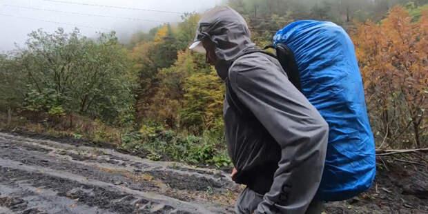 В гору ради детей: марафонец из Омска отправился в забег, чтобы помочь хоспису