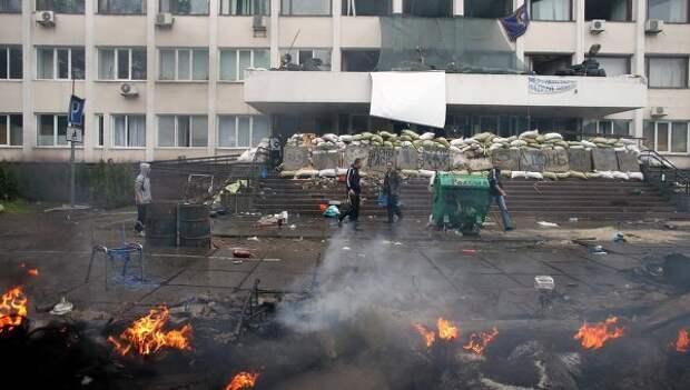 СМИ: события в Мариуполе 9 мая подтолкнут Украину к гражданской войне