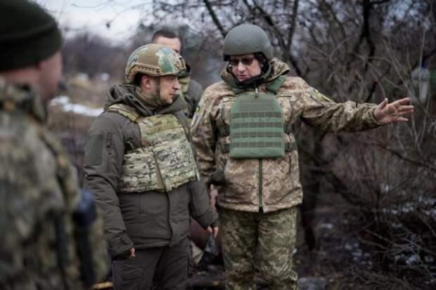 Война в Донбассе: «Цель Украины – спровоцировать Россию»