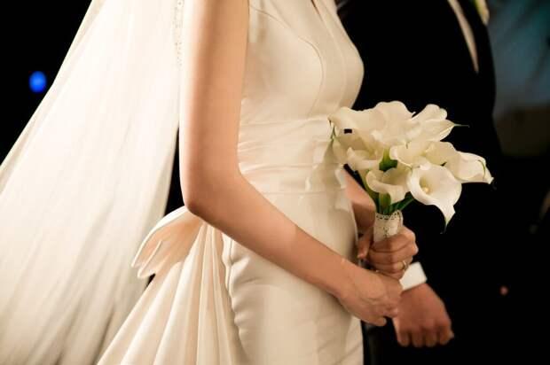 Из каких цветов собрать букет невесты: 5 лучших вариантов