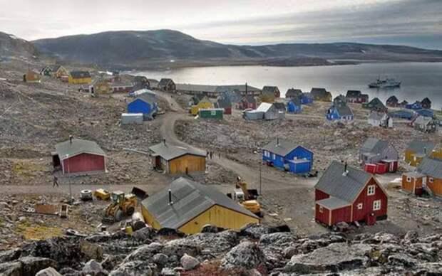 Самые изолированные населенные пункты на Земле