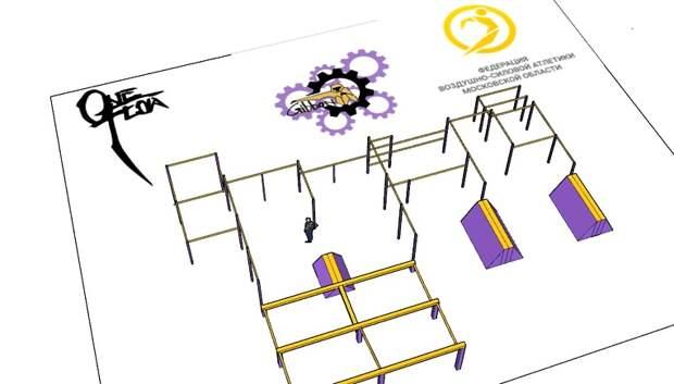 Спортплощадку для уличных видов спорта планируют построить в Подольске