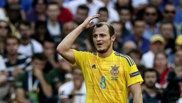Футболисты сбороной Украины теперь будут играть с бандеровским приветствием на спине (ФОТО)