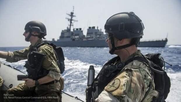 Sohu: Российская подлодка обратила в бегство авианосец США