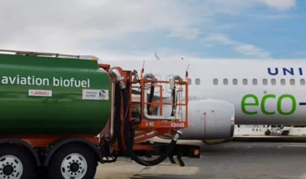 Neste иShell будут делать биотопливо для самолетов