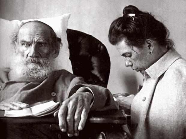 Замужем за гением: Великие русские писатели, оказавшиеся самыми несносными мужьями
