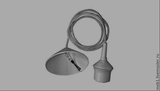 Как сделать необычный светильник из чайной пары