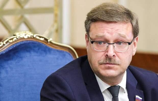 Константин Косачев: предательство партнёрства со стороны США