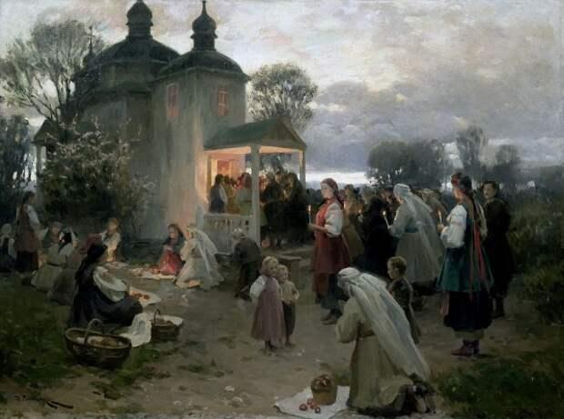Пасхальный рассказ А.Куприна