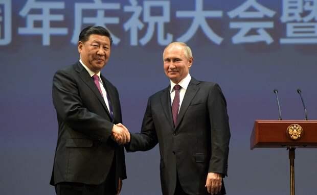 Сигнал Западу: эксперты об итогах переговоров Путина и Си Цзиньпина