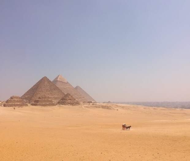 На встречу с пирамидами и египтянами: как добраться и как провести время в Каире