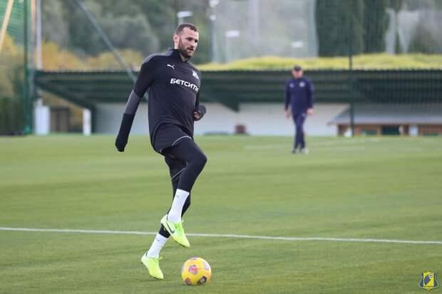 Покинувший «Краснодар» Синицын продолжит карьеру в «Ростове»