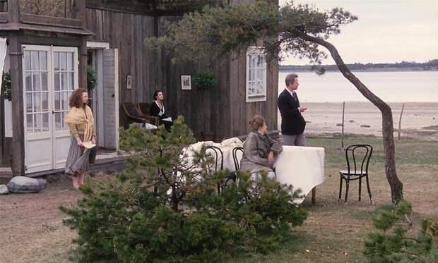 Кадр из фильма «Жертвоприношение», 1986 год