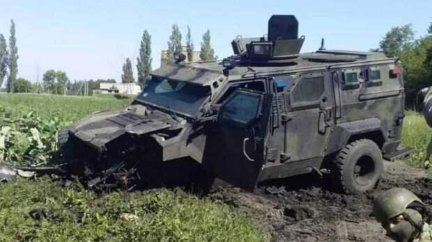 В Киеве объяснили причину неисправности американской техники в ВСУ