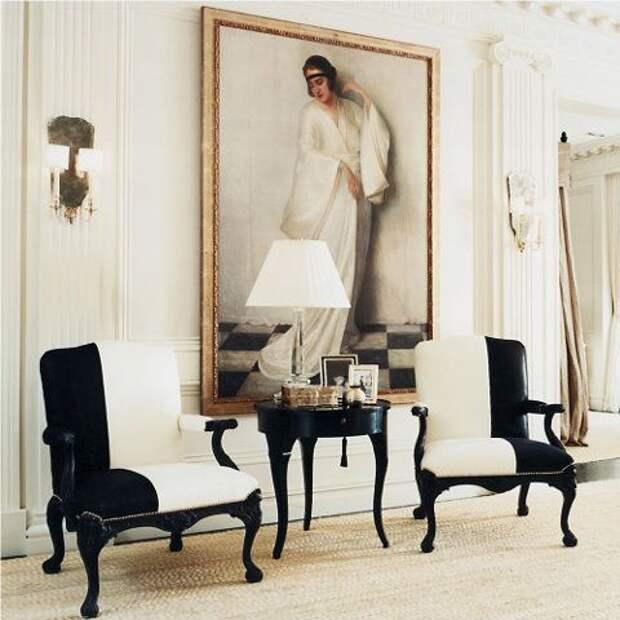 Кресло в полоску (подборка)