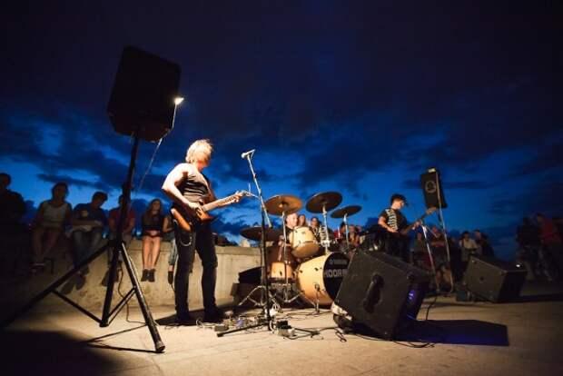 Уличные музыканты Севастополя смогут выступать на специальных площадках