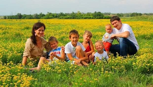 Почти 300 многодетных семей Подмосковья обеспечат землей