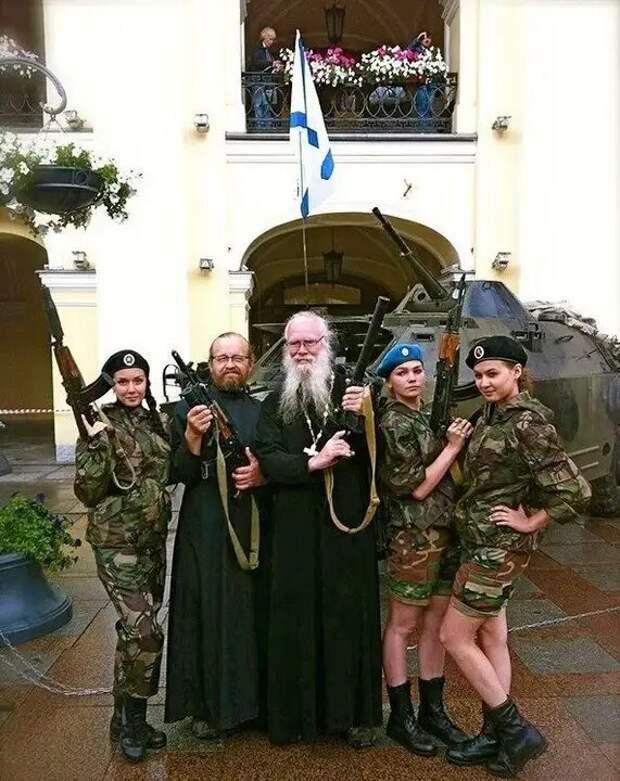 Дети священнослужителей - активные разрушители церквей!