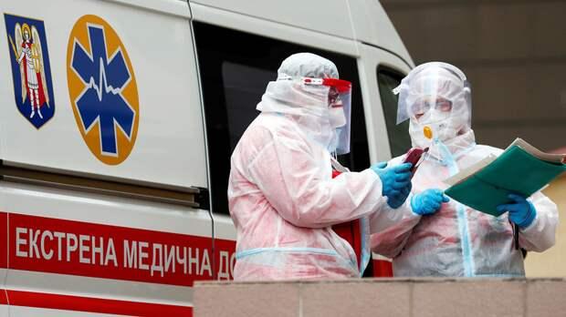 На Украине продлили до 30 июня режим ЧС из-за коронавируса