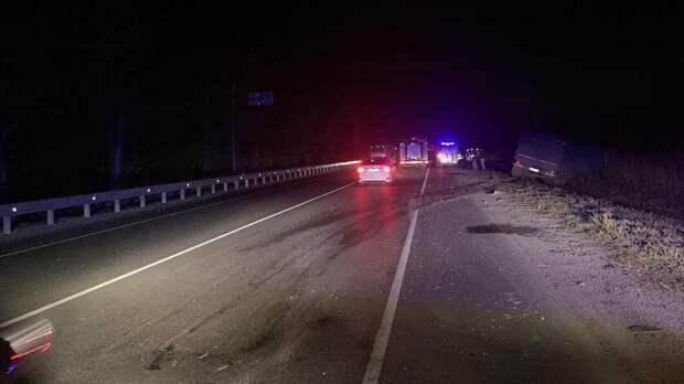 Навстречу смерти: 19-летний водитель вРостовской области сбегал отДПС и погиб