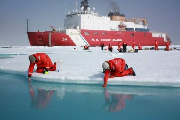 Вашингтон обостряет ситуацию в Арктическом регионе