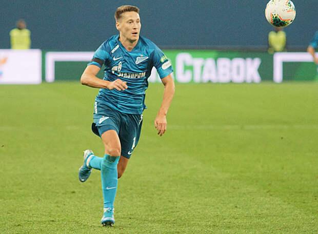 «Зенит» оставил Кузяеву шанс на возвращение. В отличие от Кокорина