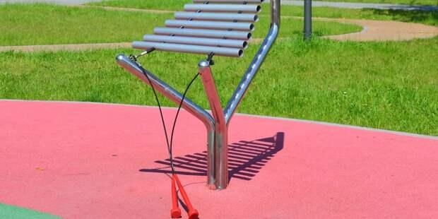 Названы городские парки, где жители и гости столицы могут поиграть на музыкальных инструментах