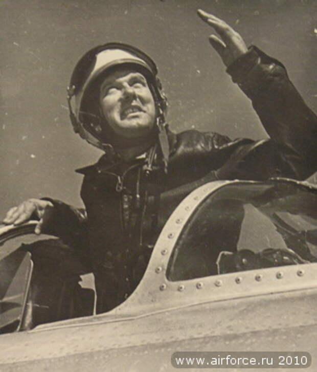 Воздушный парад в Тушино 1961 года