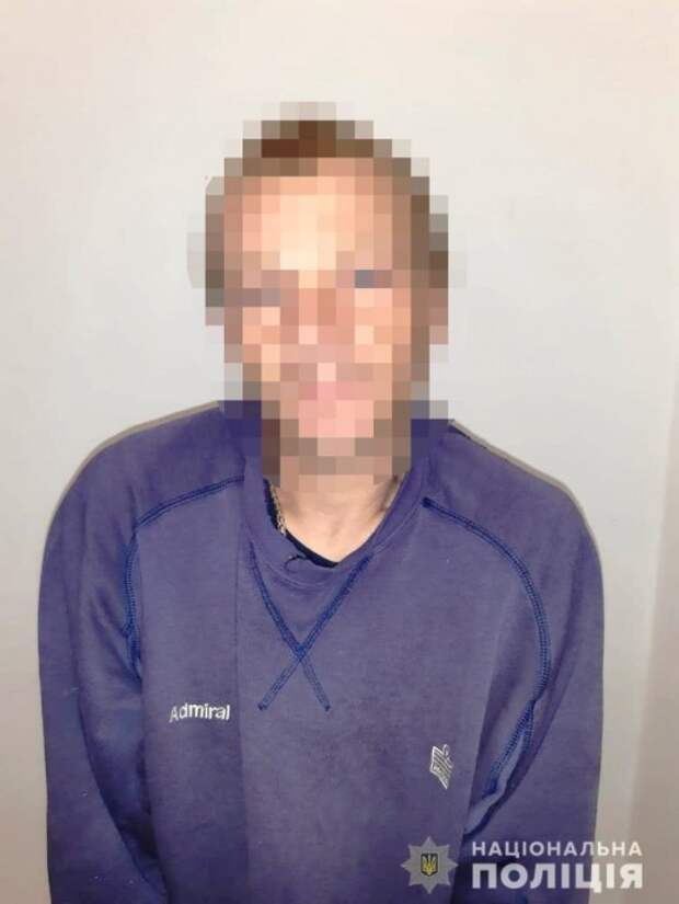 На Закарпатье за совершение разбойного нападения задержан мужчина