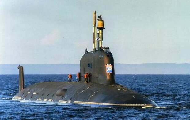 Российский флот получит новую атомную субмарину 7 мая?