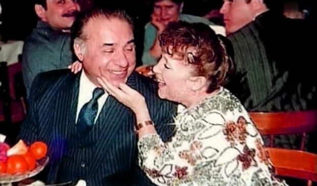 Надежда Румянцева и Вилли Хштоян: Секрет семейного счастья на протяжении сорока лет
