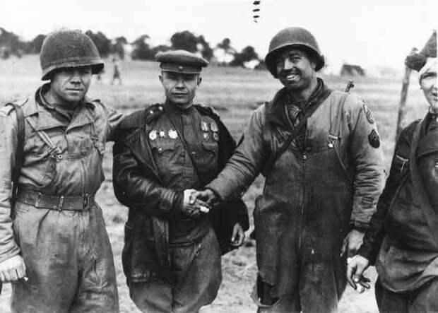 Сколько добровольцев США просились в ряды Красной Армии в 1941 году