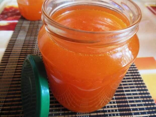 По вкусу отличить такой тыквенный джем от абрикосового не сможет никто