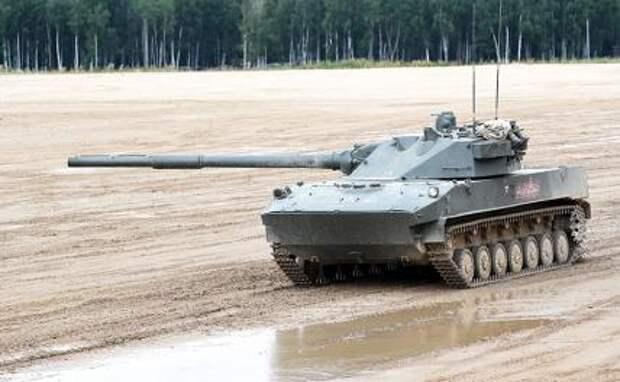 «Спрут-СДМ1»: Россия создала танк, за которым скоро выстроится очередь