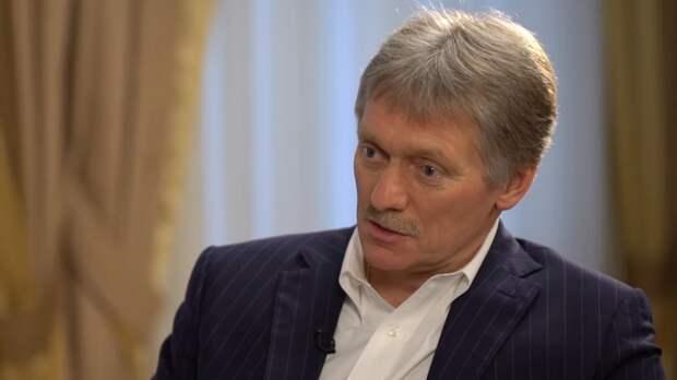 Песков отреагировал на слова Дерипаски о данных Росстата