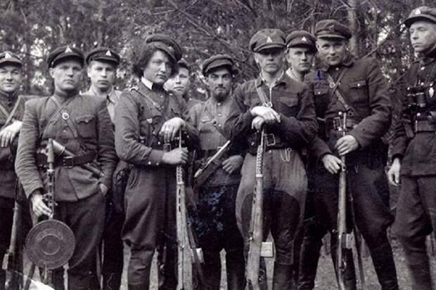 Лесные братья. Херои. «Пионеров убивали за красные галстуки»