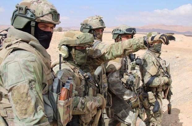 ЧВК «Вагнер» все-таки наваляла американцам в Сирии
