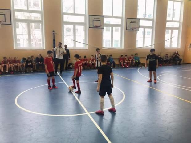 Один из матчей турнира / Фото: Центр физической культуры и спорта ЮВАО