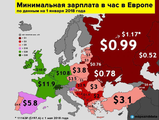 Europe-Min-Wages