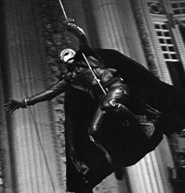 Кадр из фильма «Призрак рая», реж. Б.ДеПальма, 1974