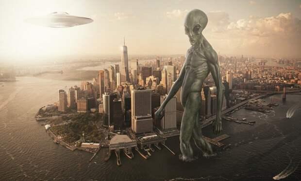Конгрессмены США решили разобраться с тратами на изучение НЛО.