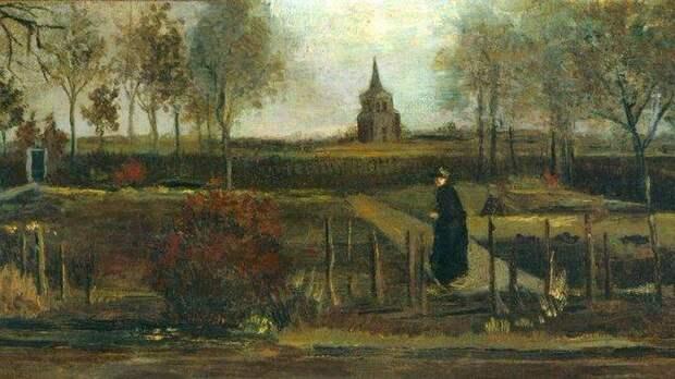 В Нидерландах украли картину Ван Гога прямо в день его рождения