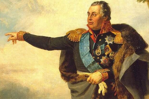 Михаил Кутузов. / Фото: www.twimg.com