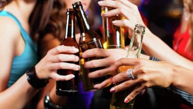 «Игра по тем же правилам»: в РФ разрешено распитие алкоголя с 18 лет