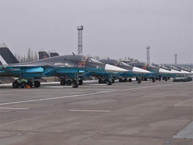 Не имеющий аналогов горный авиационный полигон появится у ВВС РФ в этом году