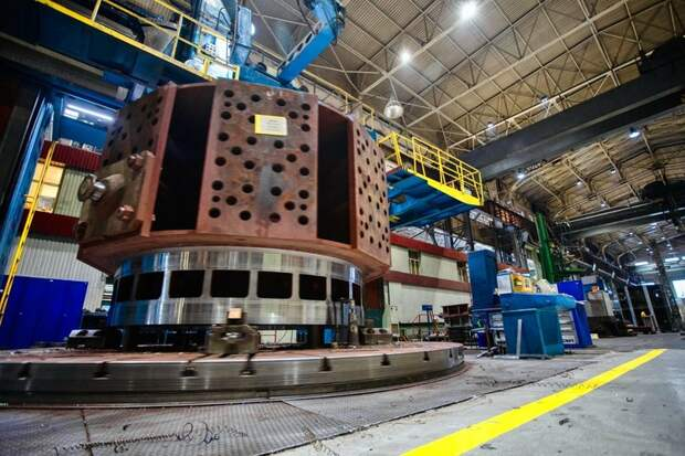 «Электросила» — крупнейший в стране производитель энергетического оборудования