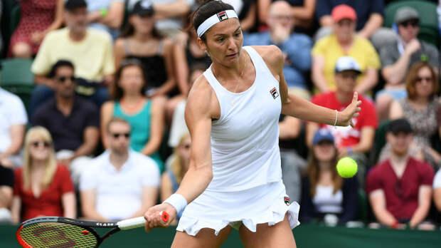 Гаспарян не сумела выйти в третий круг US Open